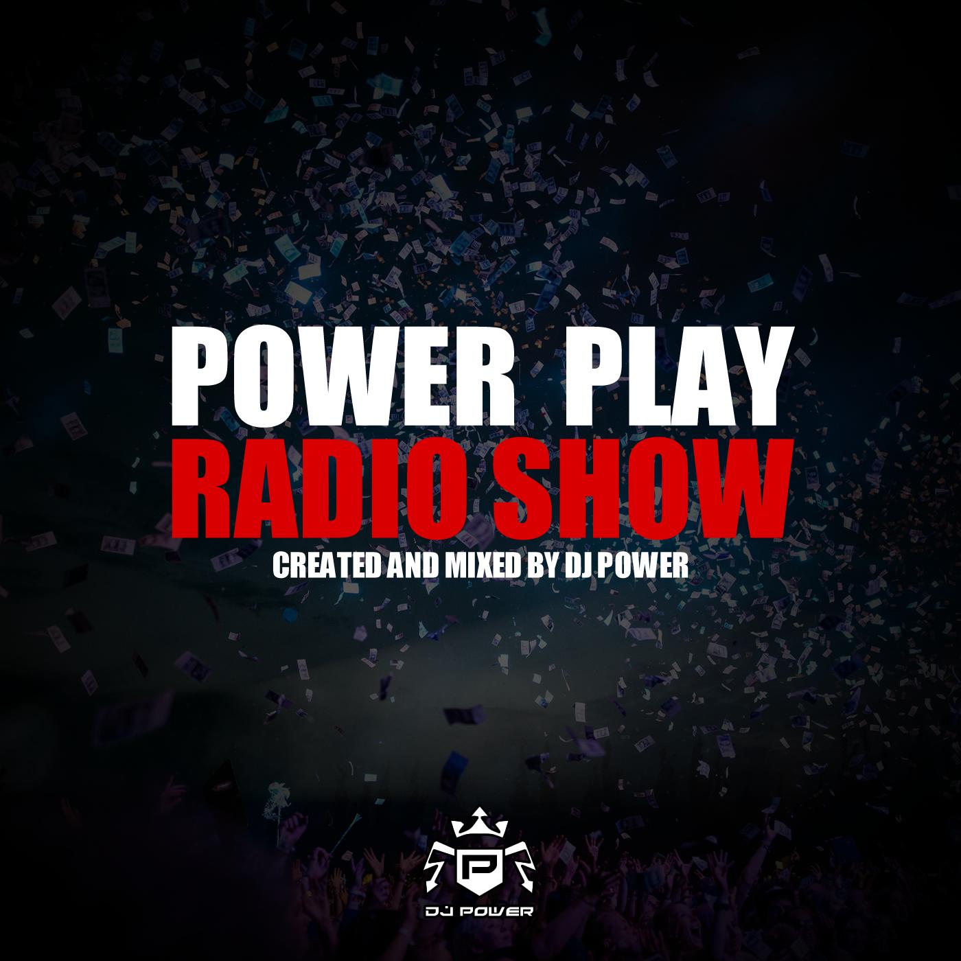 DJ POWER - POWER PLAY RADIO SHOW