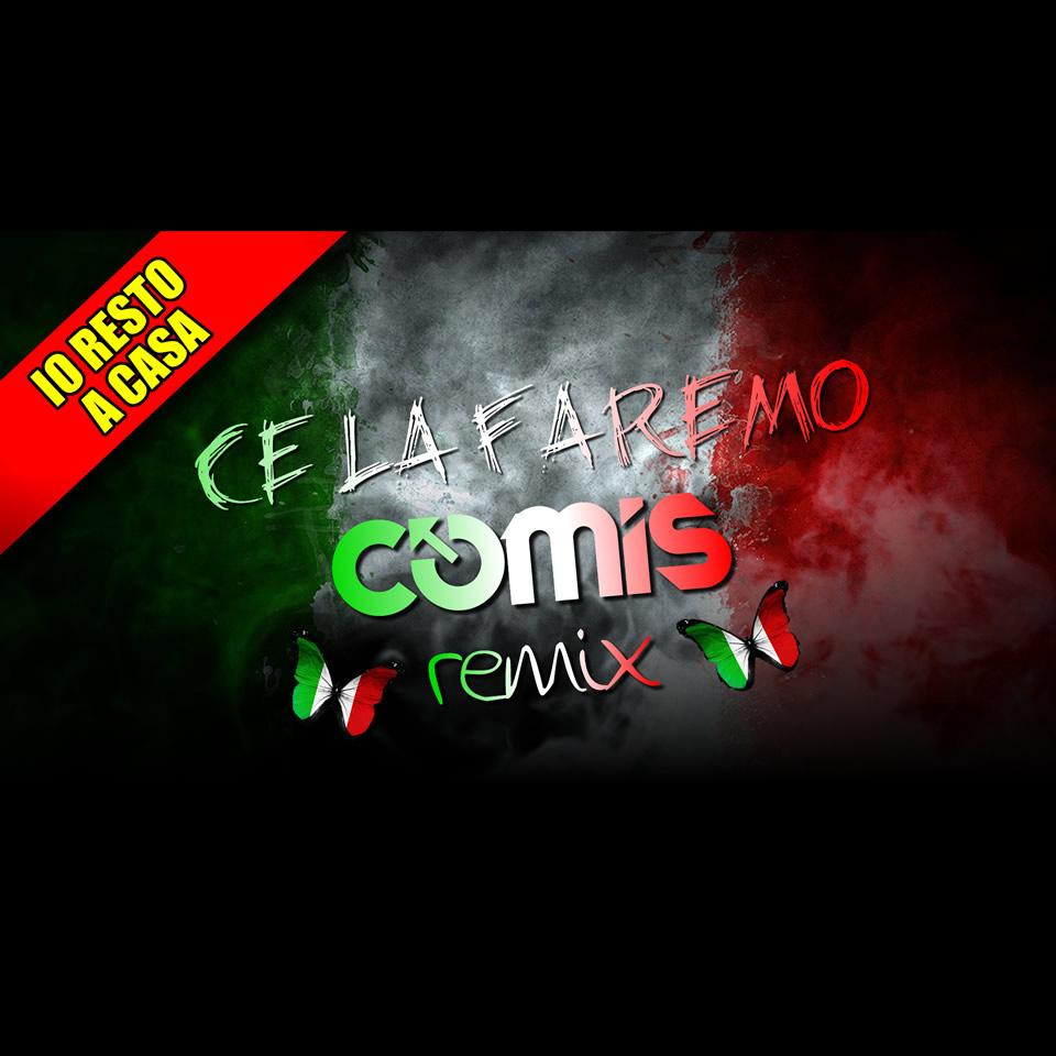 FABIO SILVESTRI - CE LA FAREMO (COMIS REMIX) copertina video